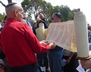 Torah Burialweb