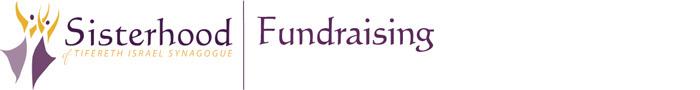 Sisterhood Fundraising