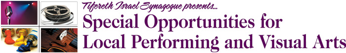 TIS Presents Special Opportunities for the Visual and Performing Arts